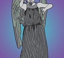 Weeping Angel by jerasky