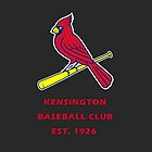 Kensington Cardinals Baseball Club by Hendude