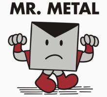 Mr. Metal by zacly