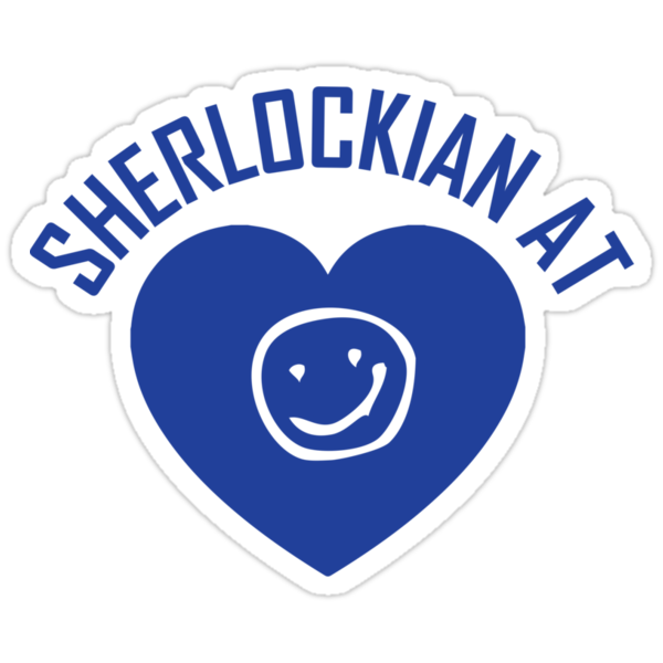 SHERLOCK FAN SHERLOCKIAN AT HEART by thischarmingfan