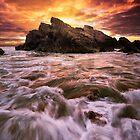 Tidal Rush by Rodney Trenchard