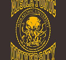 Miskatonic University by Anuktoy