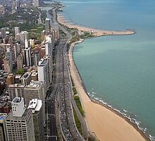 Chicago Gold Coast by Noah Browning