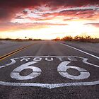 The Colors of Route 66. by Tooka