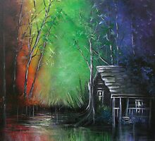 Living in a Rainbow by Sherry Arthur