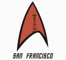 San Francisco Sutro Trek Kids Clothes