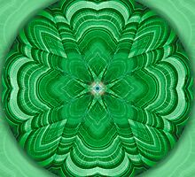 Malachite Mandala by haymelter