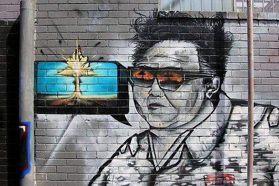Street Art: global edition # 76 by fenjay