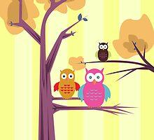 Owls 2 by Adamzworld