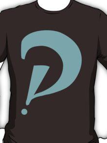 Interrobang perspective T-Shirt
