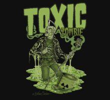 Toxic Zombie by NanoBarbero