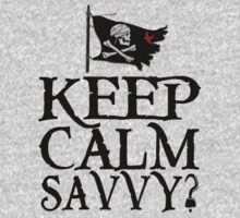Jack Sparrow ~ Keep calm savvy? by sweetsisters