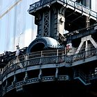 Manhattan Bridge, New York City by Koon