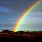 Rainbow ~ DownUnder by Chris Chalk