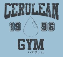 Cerulean Gym T-Shirt by brentwards