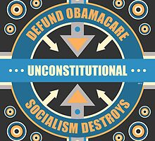 Defund Obamacare by morningdance