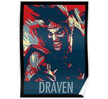 """Draven """"Change"""" Poster"""
