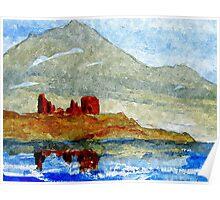 highland scene2 Poster