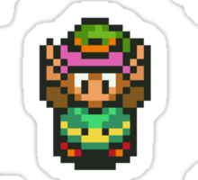 Link with his hoard Sticker
