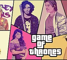 Game of Thrones-GTA Rendition  by jc555