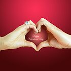 Love lies in the hand of a heart. by ctdgraphicx
