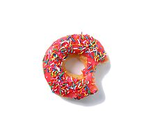 Doughnut iPhone Case by tvedtt