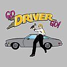 Go Driver Go! by huckblade