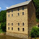 Old Century Mill by lorilee