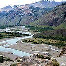El Chalten landscape by DianaC