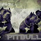 PITBULLS by lykos1988