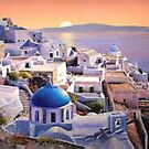 SANTORINI ISLAND GREECE by lykos1988