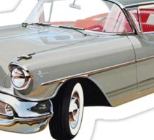 Vintage Oldsmobile Car auto Sticker