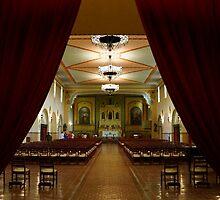 Santa Clara de Asis Mission #4 by AmishElectricCo