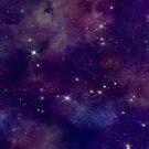 Forbidden Galaxy by hannahison
