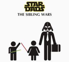 Star Dads - The Sibling Wars by Kokonuzz