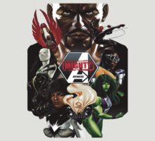 Mighty Avengers 2013 by LoganCage