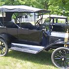 Ford Model T by Ryan Eberhart