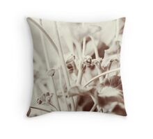 Rainy Morning 3 Throw Pillow