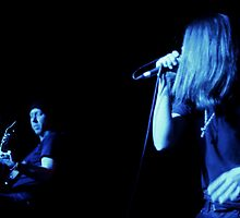 Randy & Ronnie Winter - Red Jumpsuit Apparatus by Lucy Onions