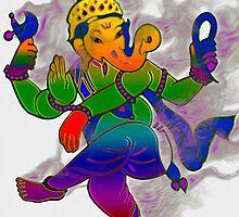 The Ganesh Tattoo by David Rozansky