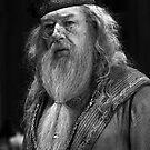 Professor Dumbledore by ABRAHAMSAPI3N