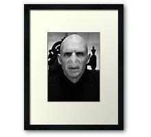 Lord Voldermort Framed Print