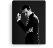 Moriarty 3 Canvas Print