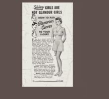 Skinny Girls of the 50's by bern67