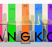 Bangkok by nml9
