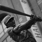 Baseball icon by Geoffrey Fighiera