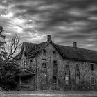 Bleak House, B&W by Kyle Wilson