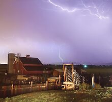 Storm on The Farm by Bo Insogna