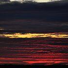 Red Dusk by webdog
