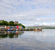 Tobermory,Isle of Mull by M.S. Photography/Art